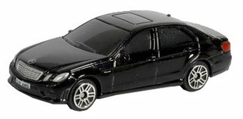 Легковой автомобиль RMZ City Mercedes Benz E63 AMG (344999S) 1:64 7.6 см