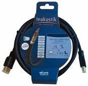 Кабель Inakustik High Speed HDMI (313990015)