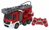 Пожарный автомобиль Double Eagle Mercedes-Benz Antos (E527-003) 1:20 40 см