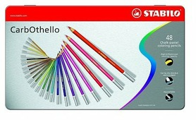 STABILO Пастельные карандаши Carbothello 48 цветов (1448-6)