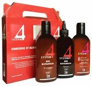 Набор Sim Sensitive Комплекс от выпадения волос System 4 standart