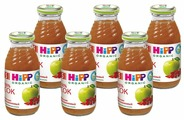 Сок HiPP Яблочно-шиповниковый, с 5 месяцев 6 шт.