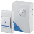 Звонок с кнопкой Navigator NDB-A-DC01-1V1-WH электронный беспроводной (количество мелодий: 36)