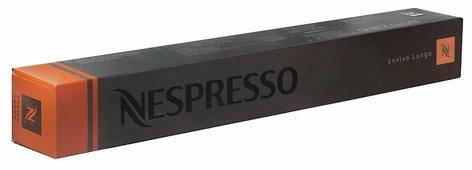 Кофе в капсулах Nespresso Envivo Lungo (10 шт.)