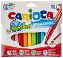 "Carioca Фломастеры ""Jumbo"" 12 шт. (40565)"