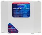 Стабилизатор напряжения однофазный Энерготех OPTIMUM+ 12000