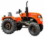 Мини-трактор Уралец 224 (4×4, с блокировкой дифференциала и ГУР)