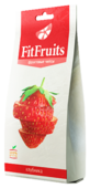 Чипсы FitFruits фруктовые Клубника
