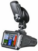 Видеорегистратор с радар-детектором Intego Hunter II