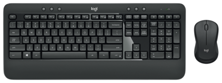 Клавиатура и мышь Logitech MK540 ADVANCED Black USB
