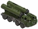 Ракетная установка Нордпласт Щит (259) 55 см