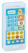 Интерактивная развивающая игрушка Fisher-Price Смейся и учись. Телефон Ученого щенка