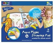 AVENIR Волшебная доска для рисования водой. Удивительный мир океана