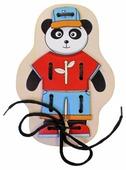 Шнуровка Мастер игрушек Панда (IG0061)