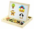 Доска для рисования детская База игрушек Животные (2015-1)