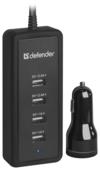 Автомобильная зарядка Defender ACA-02