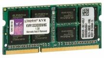 Оперативная память 8 ГБ 1 шт. Kingston KVR1333D3S9/8G