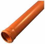Канализационная труба Valfex наруж. полипропиленовая DN100x3.4x4000 мм
