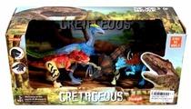 Фигурки 4M Динозавры 3306-4 М