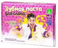 Набор Инновации для детей Зубная паста для слона