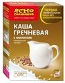 Ясно cолнышко Каша гречневая с молоком, порционная (6 шт.)