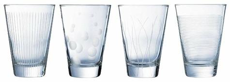 Luminarc Набор стаканов Lounge Club 300 мл 4 шт N5284