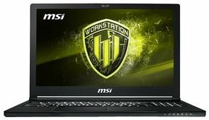 Ноутбук MSI WS63 8SJ