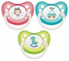 Пустышка силиконовая анатомическая Canpol Babies Toys 6-18 м (1 шт)