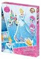 Десятое королевство Disney Набор для творчества из страз 3D Золушка (01867)