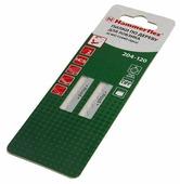 Набор пилок для лобзика Hammer JG WD T244D 204-120 2 шт.