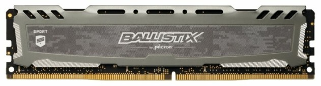 Оперативная память 8 ГБ 1 шт. Ballistix BLS8G4D240FSBK