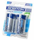 Батарейка ROBITON Alkaline Standart LR20/D