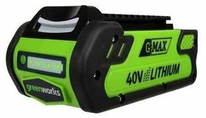 Аккумуляторный блок greenworks G40B2 29717 40 В 2 А·ч