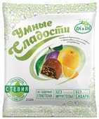 Конфеты Умные сладости с черносливом и апельсином