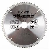 Пильный диск Hammer Flex 205-301 CSB AL 210х30 мм