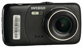 Видеорегистратор Intego VX-390DUAL, 2 камеры