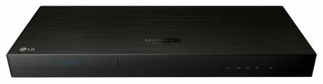 Ultra HD Blu-ray-плеер LG UP970