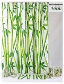 Штора для ванной Aquarius Бамбук 180х200