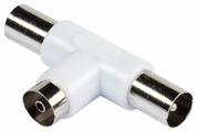 Разветвитель Vivanco TV splitter (48017)