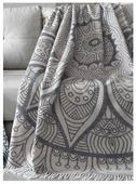 Плед KARNA хлопок DAMLA 3082/1, 150 x 240 см