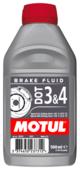 Тормозная жидкость Motul DOT-3/4 0.5 л