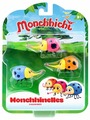 Фигурки Silverlit Monchhichi Мончижужи 81501
