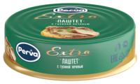 Паштет Perva Extra с гусиной печенью 100 г