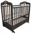 Кроватка Мой малыш 3 (маятник поперечный)