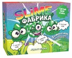 Набор Инновации для детей Slime Фабрика аромат яблока