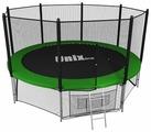 Каркасный батут Unix Line 14ft outside 427х427х269 см