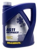 Антифриз Mannol Longterm Antifreeze AG11