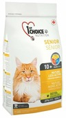 Корм для кошек 1st Choice Senior Less Active Chicken