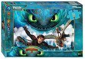Пазл Step puzzle DreamWorks MAXI Как приручить дракона - 3 (91234), 35 дет.
