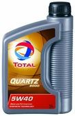 Моторное масло TOTAL Quartz 9000 5W40 1 л